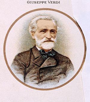 foto Giuseppe Verdi