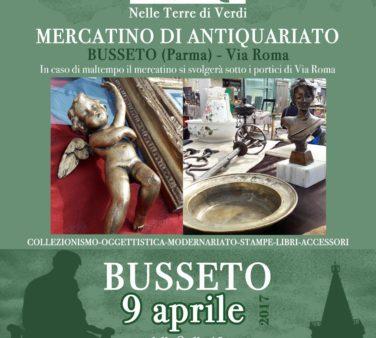 Mercatino 9 Aprile