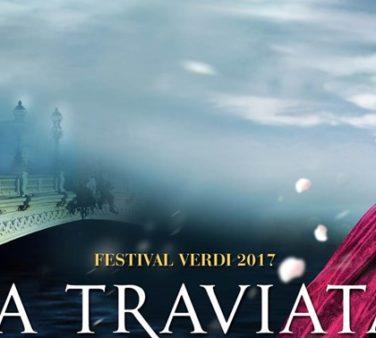 locandina traviata con scritte