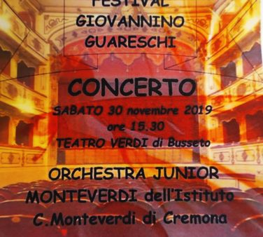 Orchestra Junior Monteverdi