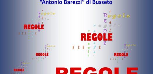 Locandina spettacolo - REGOLE - 19 dicembre 2019